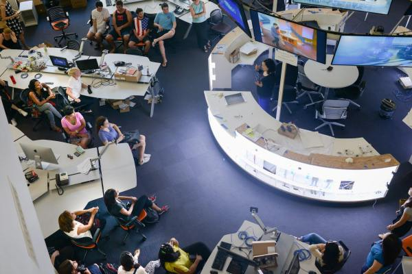 Annenberg Newsroom