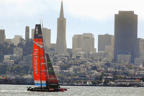 San Francisco America's Cup