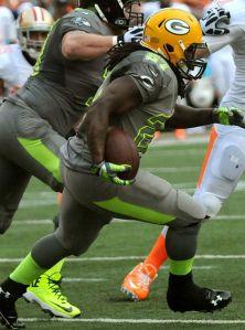 Eddie Lacy 2014 Pro Bowl