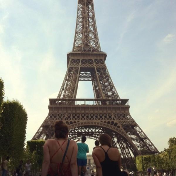 Eiffel Tower Paris Instagram