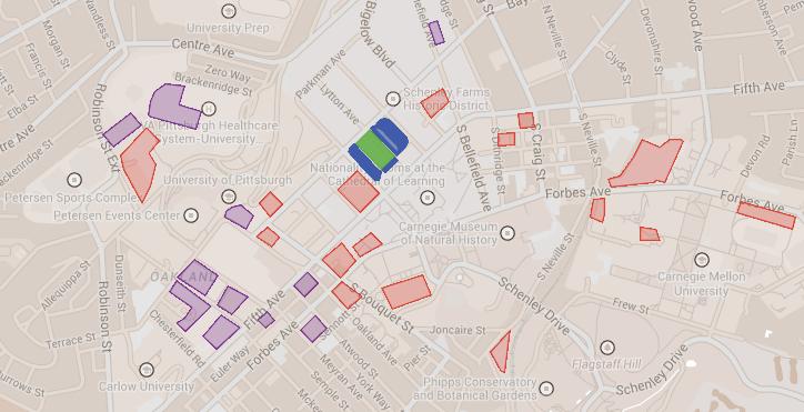 Carlow Campus Map.On Campus Stadium James Santelli