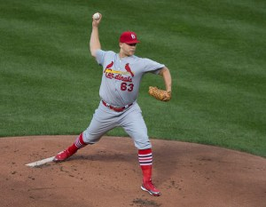 Free agent Starting Pitcher Justin Masterson