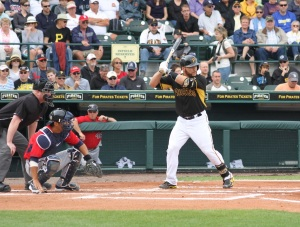 Russell Martin leaves Pirates