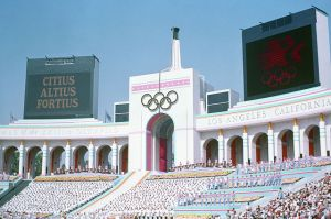 Los Angeles Olympic Surplus
